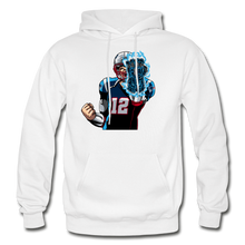 Load image into Gallery viewer, G.O.A.T - Heavy Blend Hoodie - white