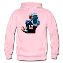 Load image into Gallery viewer, G.O.A.T - Heavy Blend Hoodie - light pink
