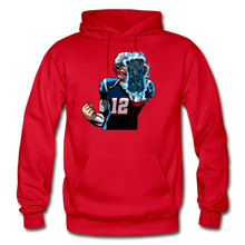 Load image into Gallery viewer, G.O.A.T - Heavy Blend Hoodie - red