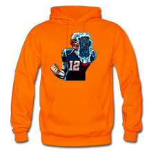 Load image into Gallery viewer, G.O.A.T - Heavy Blend Hoodie - orange