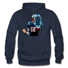Load image into Gallery viewer, G.O.A.T - Heavy Blend Hoodie - navy