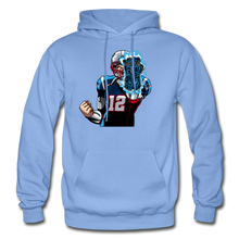 Load image into Gallery viewer, G.O.A.T - Heavy Blend Hoodie - carolina blue