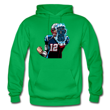 Load image into Gallery viewer, G.O.A.T - Heavy Blend Hoodie - kelly green