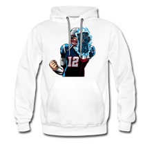 Load image into Gallery viewer, G.O.A.T - Heavyweight Hoodie - white