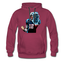 Load image into Gallery viewer, G.O.A.T - Heavyweight Hoodie - burgundy