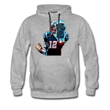 Load image into Gallery viewer, G.O.A.T - Heavyweight Hoodie - heather gray