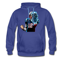 Load image into Gallery viewer, G.O.A.T - Heavyweight Hoodie - royalblue