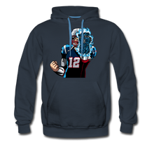 Load image into Gallery viewer, G.O.A.T - Heavyweight Hoodie - navy