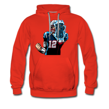 Load image into Gallery viewer, G.O.A.T - Heavyweight Hoodie - red