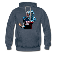 Load image into Gallery viewer, G.O.A.T - Heavyweight Hoodie - heather denim