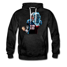 Load image into Gallery viewer, G.O.A.T - Heavyweight Hoodie - charcoal gray