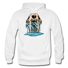 Load image into Gallery viewer, Sabertooth - Heavy Blend Hoodie - white