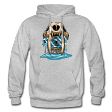 Load image into Gallery viewer, Sabertooth - Heavy Blend Hoodie - heather gray