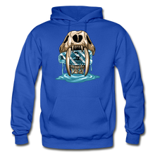 Load image into Gallery viewer, Sabertooth - Heavy Blend Hoodie - royal blue