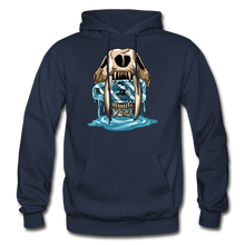 Load image into Gallery viewer, Sabertooth - Heavy Blend Hoodie - navy