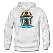 Load image into Gallery viewer, Sabertooth - Heavy Blend Hoodie - light heather gray
