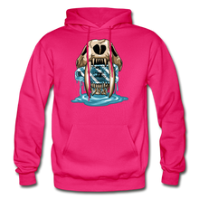 Load image into Gallery viewer, Sabertooth - Heavy Blend Hoodie - fuchsia