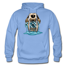 Load image into Gallery viewer, Sabertooth - Heavy Blend Hoodie - carolina blue