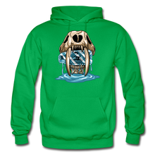 Load image into Gallery viewer, Sabertooth - Heavy Blend Hoodie - kelly green