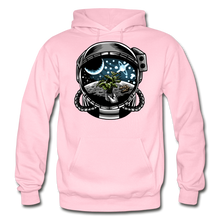 Load image into Gallery viewer, Brewed in Space - Heavy Blend Hoodie - light pink