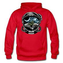 Load image into Gallery viewer, Brewed in Space - Heavy Blend Hoodie - red