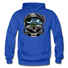 Load image into Gallery viewer, Brewed in Space - Heavy Blend Hoodie - royal blue
