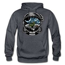 Load image into Gallery viewer, Brewed in Space - Heavy Blend Hoodie - charcoal gray