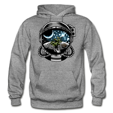 Load image into Gallery viewer, Brewed in Space - Heavy Blend Hoodie - graphite heather