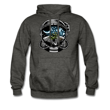 Load image into Gallery viewer, Brewed in Space - Heavyweight Hoodie - charcoal