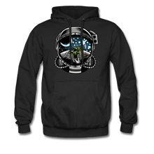 Load image into Gallery viewer, Brewed in Space - Heavyweight Hoodie - black