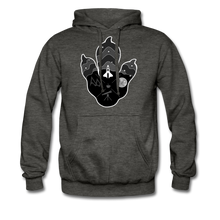 Load image into Gallery viewer, Logo Paw - Heavyweight Hoodie - charcoal