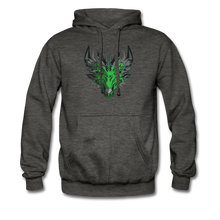 Load image into Gallery viewer, Ryze Up - Heavyweight Hoodie - charcoal