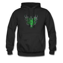 Load image into Gallery viewer, Ryze Up - Heavyweight Hoodie - black