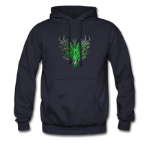 Load image into Gallery viewer, Ryze Up - Heavyweight Hoodie - navy