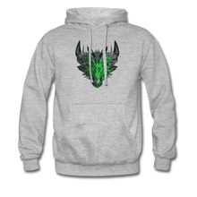 Load image into Gallery viewer, Ryze Up - Heavyweight Hoodie - heather grey