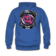 Load image into Gallery viewer, Heart Nebula - Midweight Hoodie - royal blue