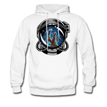 Load image into Gallery viewer, Pillars - Men's Midweight Hoodie - white