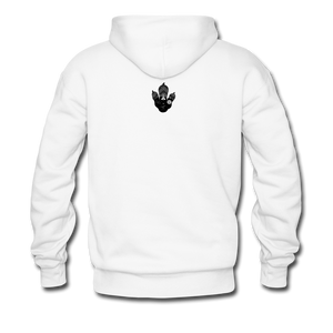 Inspiration - Midweight Hoodie - white