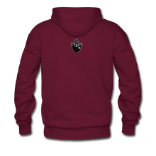 Load image into Gallery viewer, Inspiration - Midweight Hoodie - burgundy