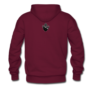 Inspiration - Midweight Hoodie - burgundy