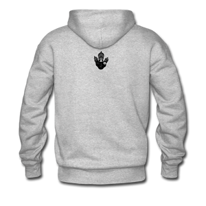 Inspiration - Midweight Hoodie - heather gray