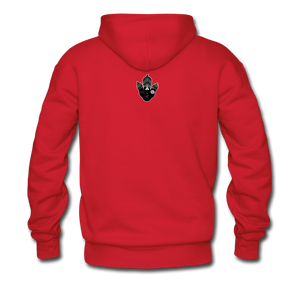 Inspiration - Midweight Hoodie - red