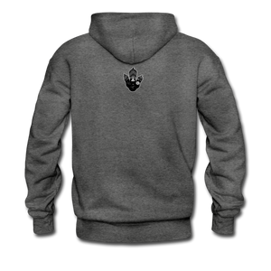 Inspiration - Midweight Hoodie - charcoal gray