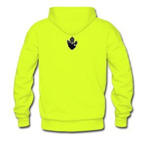 Inspiration - Midweight Hoodie - safety green