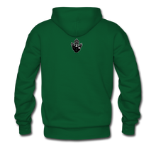 Load image into Gallery viewer, Inspiration - Midweight Hoodie - forest green