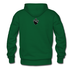 Inspiration - Midweight Hoodie - forest green