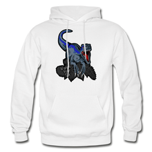 Load image into Gallery viewer, Watch Your Six - Heavy Blend Hoodie - white