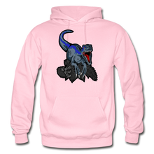 Load image into Gallery viewer, Watch Your Six - Heavy Blend Hoodie - light pink