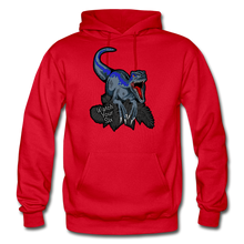 Load image into Gallery viewer, Watch Your Six - Heavy Blend Hoodie - red