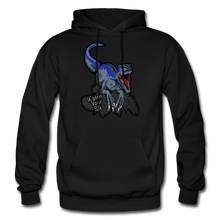 Load image into Gallery viewer, Watch Your Six - Heavy Blend Hoodie - black